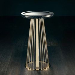 RENDEZ-VOUS Tall Table | Tavolini alti | GIOPAGANI
