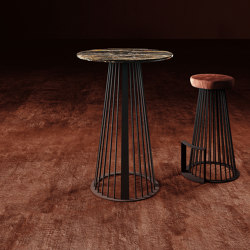 RENDEZ-VOUS Tall Table | Bistro tables | GIOPAGANI