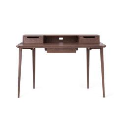 Treviso | Desk Walnut | Desks | L.Ercolani