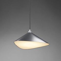 Emily II semi-matte | Suspended lights | Daniel Becker Studio