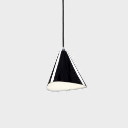 Emily III high gloss | Suspended lights | Daniel Becker Studio