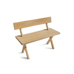 Touch Bench (with backrest) | Bancos | Zanat