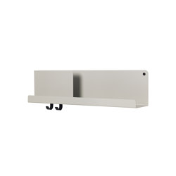 Folded Shelves | 63 X 16,5 CM / 24.75 X 6.5"