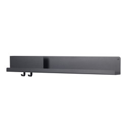 Folded Shelves | 96 X 13 CM / 37.75 X 5"