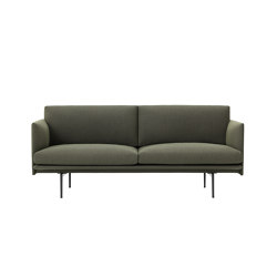 Outline Sofa | 2-seater | Sofas | Muuto