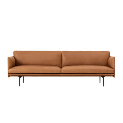 Outline Sofa | 3-seater | Divani | Muuto