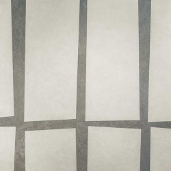 Pietre/3 Limestone Coal/White | Ceramic tiles | FLORIM