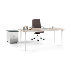 Longo Desk | Desks | actiu