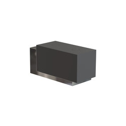 Architectual Hardware | Door Stop 5002 | Türstopper | Frost