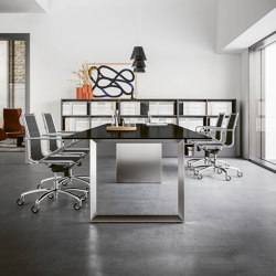 Diamond EVO meeting | Contract tables | Sinetica Industries