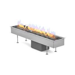 Galio Insert Automatic | Fireplace inserts | Planika
