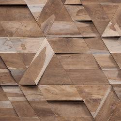 Jazz | Pannelli legno | Wonderwall Studios