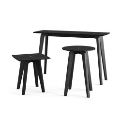 Tommi Side Table | Mesas auxiliares | black tie