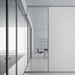 DV602-SINGLE-GLASS | Wall partition systems | DVO