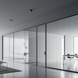 DV602-SINGLE-GLASS | Wall partition systems | DVO