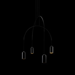 bow II | Suspended lights | tossB