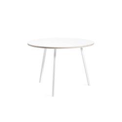 Loop Stand Round Table 105 | Tables de repas | HAY