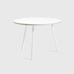 Loop Stand Round Table 105 | Esstische | HAY