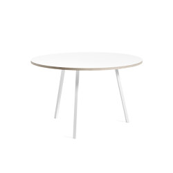 Loop Stand Round Table 120 | Dining tables | HAY