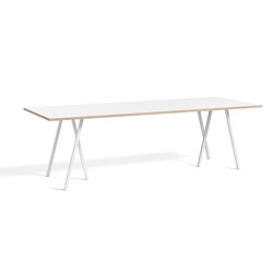 Loop Stand Table 250 | Dining tables | HAY