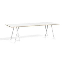 Loop Stand Table 250 | Tavoli pranzo | HAY