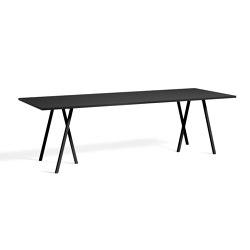 Loop Stand Table 250 | Esstische | HAY