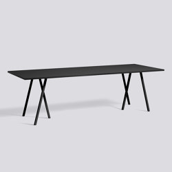 Loop Stand Table 250 | Esstische | HAY