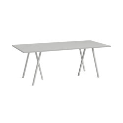 Loop Stand Table 200 | Dining tables | HAY