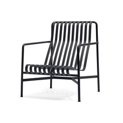 Palissade Lounge Chair High | Armchairs | HAY