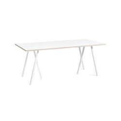 Loop Stand Table 180 | Mesas comedor | HAY