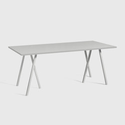 Loop Stand Table 180 | Dining tables | HAY