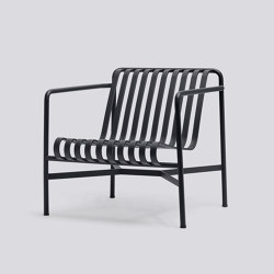 Palissade Lounge Chair Low | Armchairs | HAY