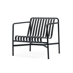 Palissade Lounge Chair Low | Sillones | HAY