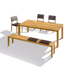 loft table | Dining tables | TEAM 7