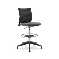 Element 445-PRA | Sillas de trabajo altas | LD Seating