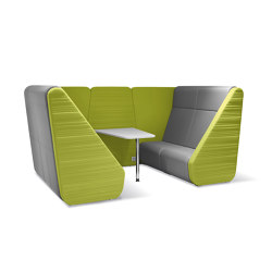 Meeting Port Box KM2/BR-01 | Sofas | LD Seating