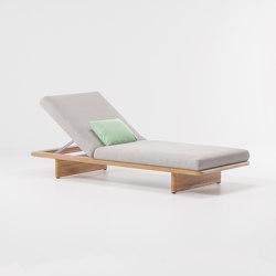 Mesh deckchair | Sonnenliegen / Liegestühle | KETTAL