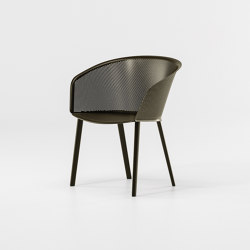 Stampa dining chair | Chairs | KETTAL