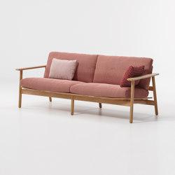 Riva 3-seater sofa | Sofas | KETTAL