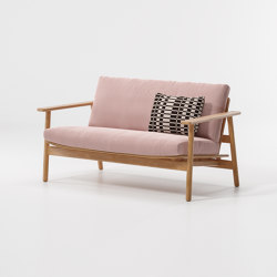 Riva 2-seater sofa | Sofás | KETTAL