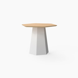 Hext, Table | Dining tables | Derlot Editions