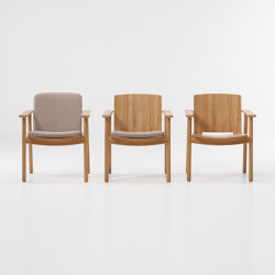 Riva dining armchair | Chairs | KETTAL