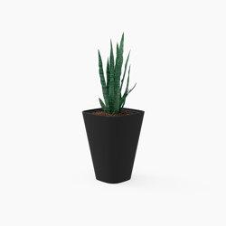 Kono, Planter | Vasi piante | Derlot Editions