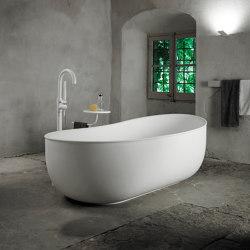 Prime Suit Solidsurface Bathtub | Bathtubs | Inbani