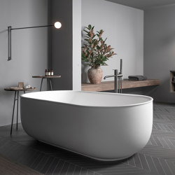 Prime Solidsurface Bathtub | Bathtubs | Inbani