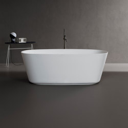 Vesta Solidsurface Bathtub | Bathtubs | Inbani