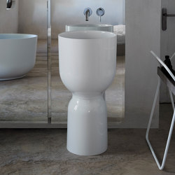 Origin Topsolid freestanding washbasin | Wash basins | Inbani