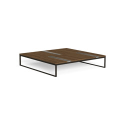 Casilda | Table 140x140 | Tables basses | Talenti
