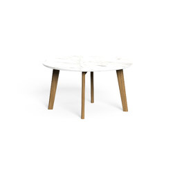 Cleo Teak | Coffee Table D75 | Tables basses | Talenti