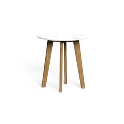 Cleo Teak | Coffee Table D50 | Side tables | Talenti